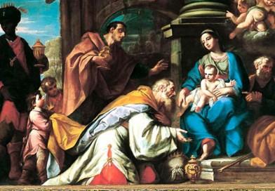 Oración para celebrar en familia la Epifanía del Señor