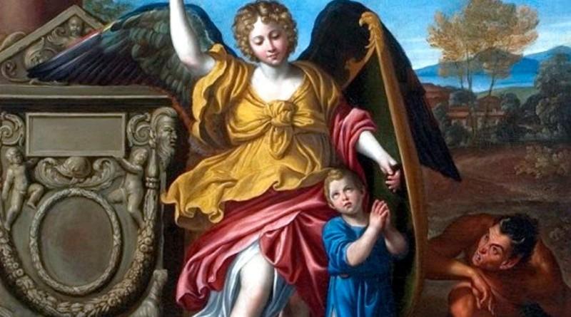 AngelDeLaGuarda_Domenichino_MuseoPalaciodeWilanow250218