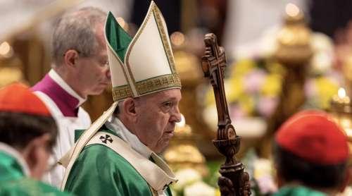 """El Papa Francisco advierte del peligro de la """"religión del yo"""""""